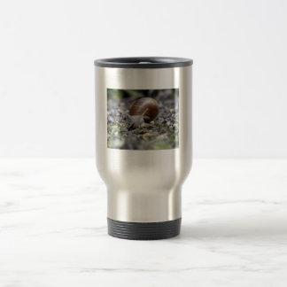 Snail Photo Travel Mug