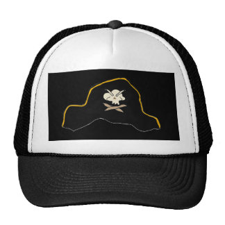 Snail Pirate Hat For Snail Pirates To Wear