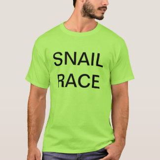 snail race T-Shirt