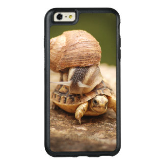 Snail Riding Baby Tortoise OtterBox iPhone 6/6s Plus Case