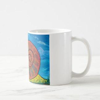 Snail Rubber Chicken Coffee Mug