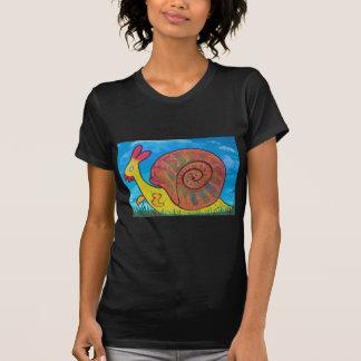 Snail Rubber Chicken T-Shirt