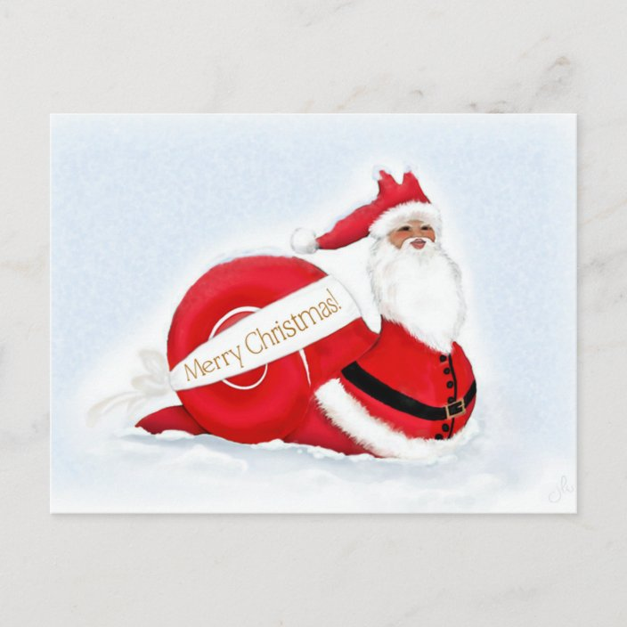 snail santa claus against a snowy background holiday postcard zazzle com snail santa claus against a snowy background holiday postcard zazzle com