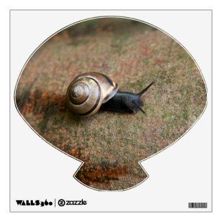 Snail seashellWall Decal Room Sticker