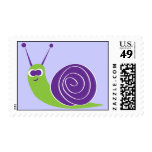 Snail Stamps