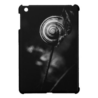 snail tail iPad mini cover