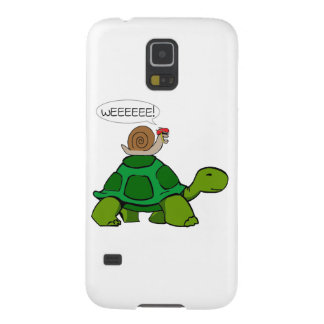 Snail & Turtle - Turbo Duo Galaxy S5 Cover