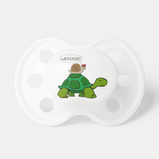Snail & Turtle - Turbo Duo Pacifier