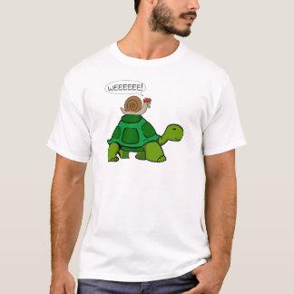 Snail & Turtle - Turbo Duo T-Shirt