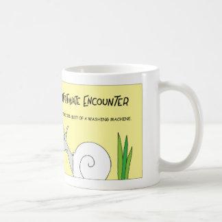 Snail unfortunate incident coffee mug