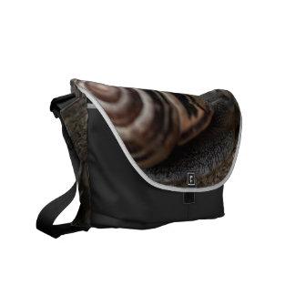 Snail Up Close Commuter Bag