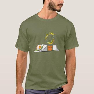 Snail vs Ring of Fire T-Shirt
