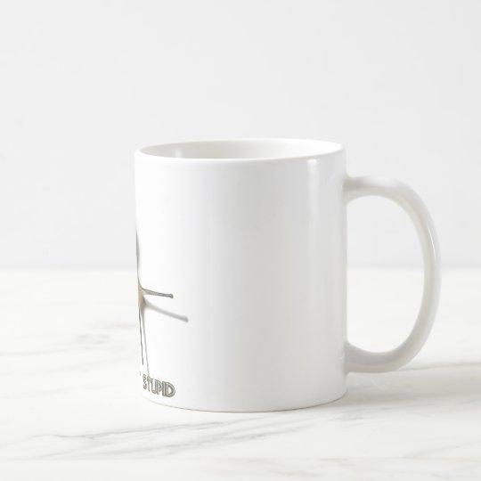 SNAIL WITH CAPTION FROM JUNGLEWALK.COM COFFEE MUG