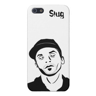 Snail without a shell Rapper Phone Case iPhone 5 Cases