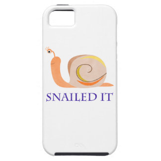 Snailed It iPhone 5 Case