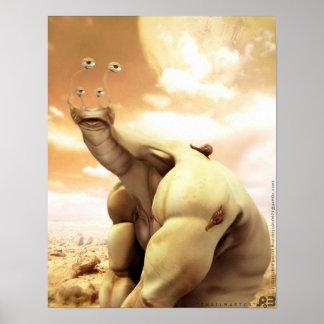 Snailmaster Poster