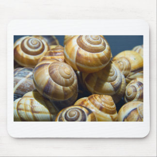 snails mouse pad