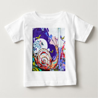 Snails pace baby T-Shirt