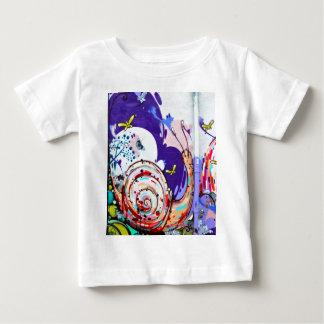 Snails pace infant t-shirt