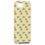 snails patterns iPhone 5 cover