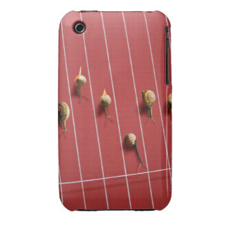 Snails running on the truck Case-Mate iPhone 3 case