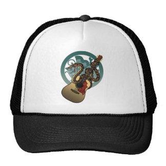 Snake aco 02 mesh hat