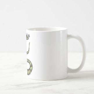 Snake and Fly Coffee Mug