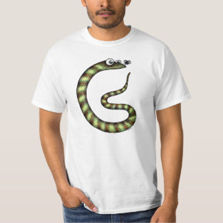 Snake and Fly T-Shirt