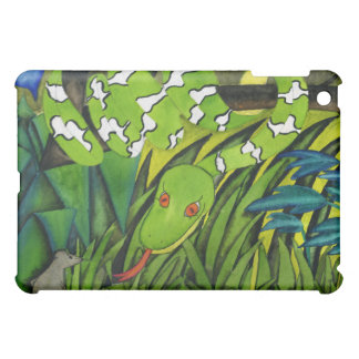 Snake and Rat iPad Case