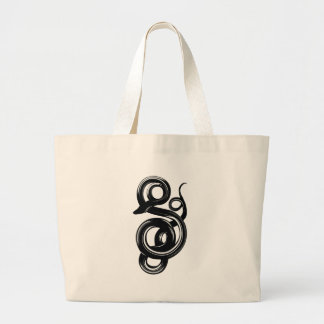 Snake Canvas Bags