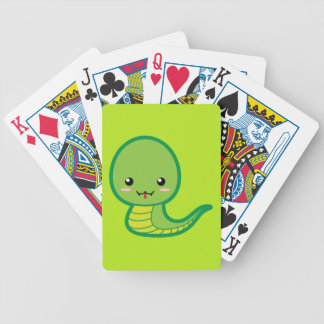 Snake Bicycle Playing Cards