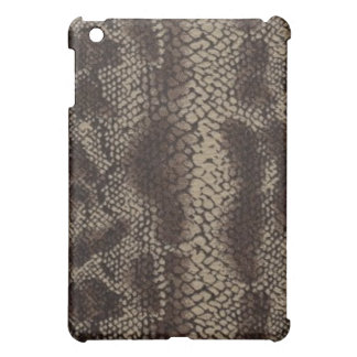 Snake Brown  Case For The iPad Mini