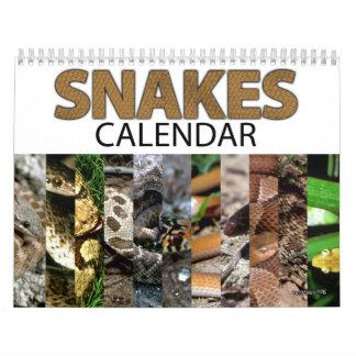 Snake Calendar