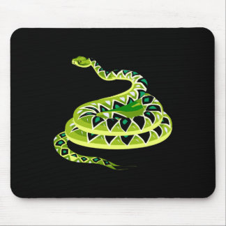 Snake Charm Mouse Pad
