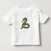 Snake Charmed Toddler T-shirt