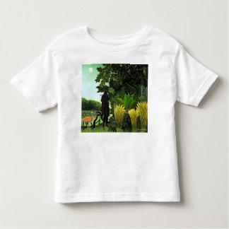 snake charmer toddler t-shirt