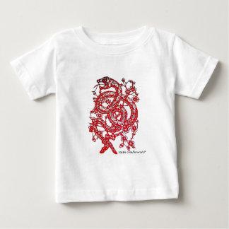 Snake-Chinese Zodiac Baby T-Shirt