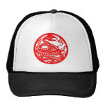 Snake-Chinese Zodiac Trucker Hat
