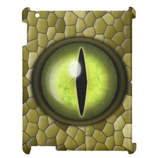 Snake Eye Snake Skin Eyeball iPad Case Covers