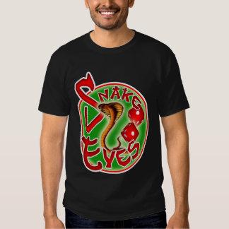 SNAKE-EYES1 T-SHIRT