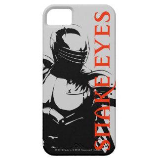 Snake Eyes 1 iPhone 5 Case