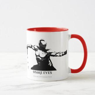 Snake Eyes 1 Mug