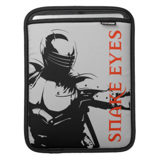 Snake Eyes 1 Sleeve For iPads