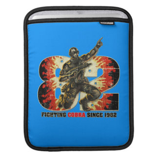 Snake  Eyes 82 iPad Sleeve