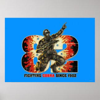 Snake  Eyes 82 Poster