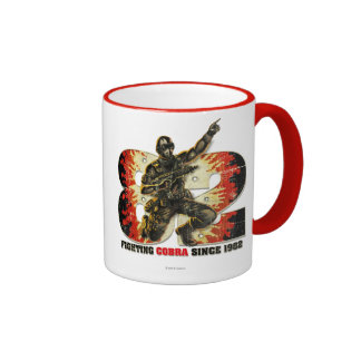 Snake  Eyes 82 Ringer Mug