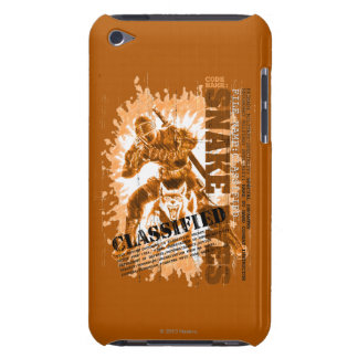 Snake Eyes Classified Barely There iPod Cover