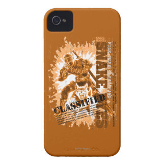 Snake Eyes Classified iPhone 4 Cover