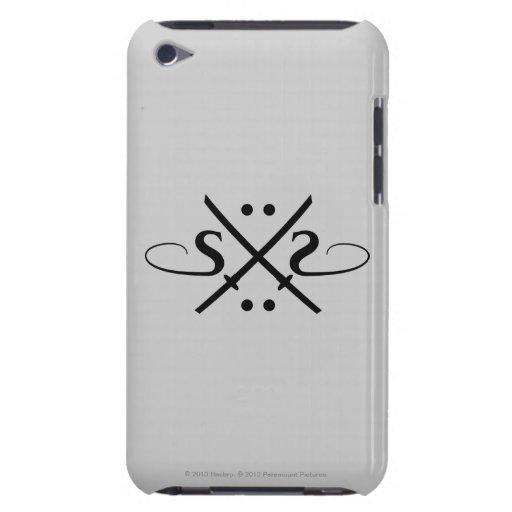 Snake Eyes Logo iPod Case-Mate Cases