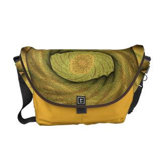 Snake Eyes Courier Bag